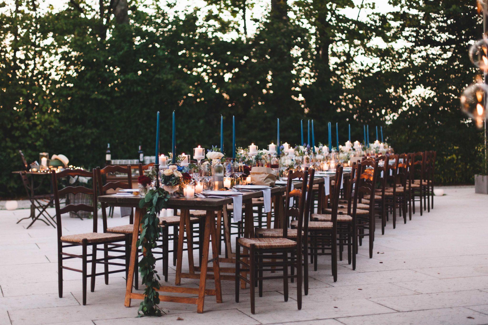 Il fascino indiscusso del tavolo imperiale